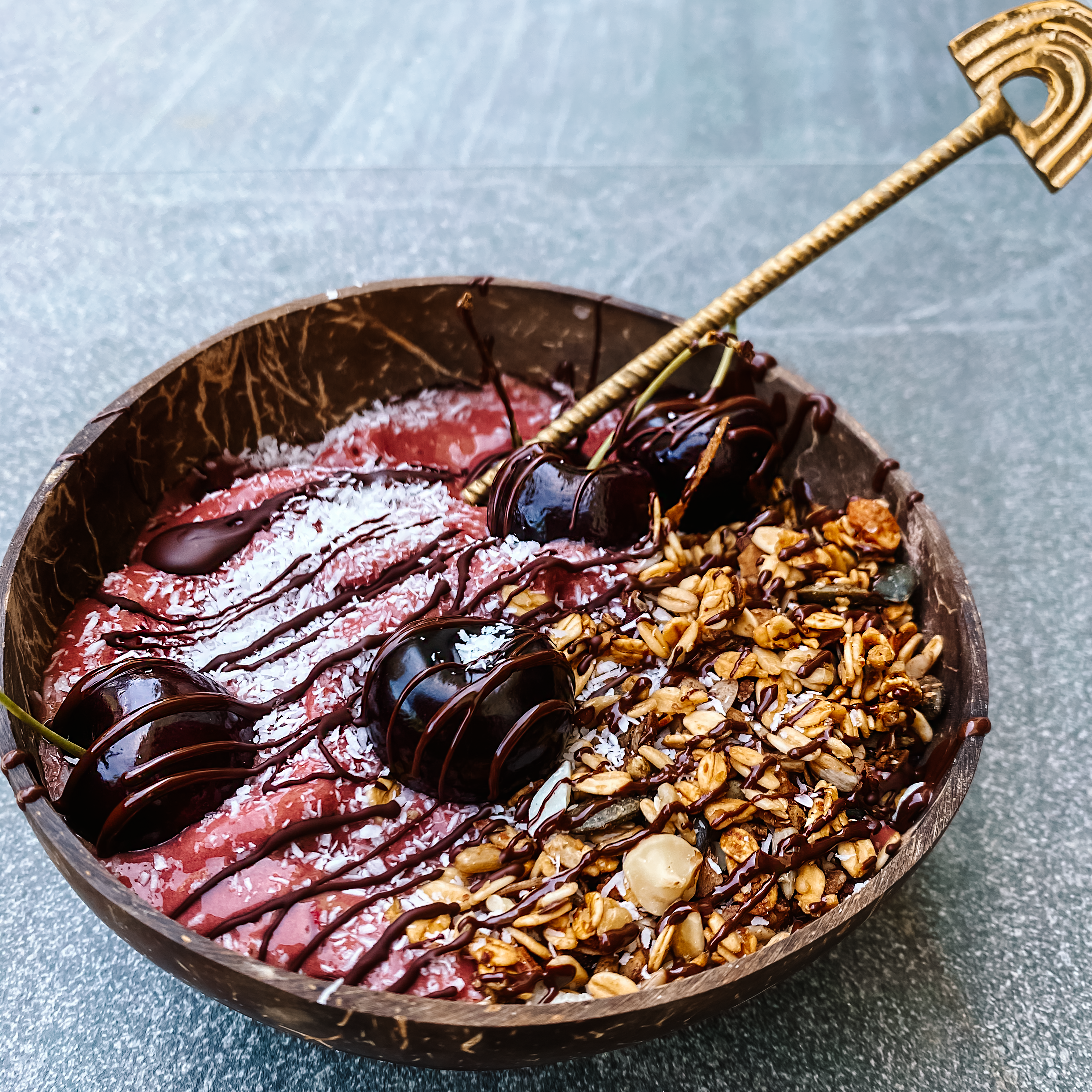 Black Forest Smoothie Bowl