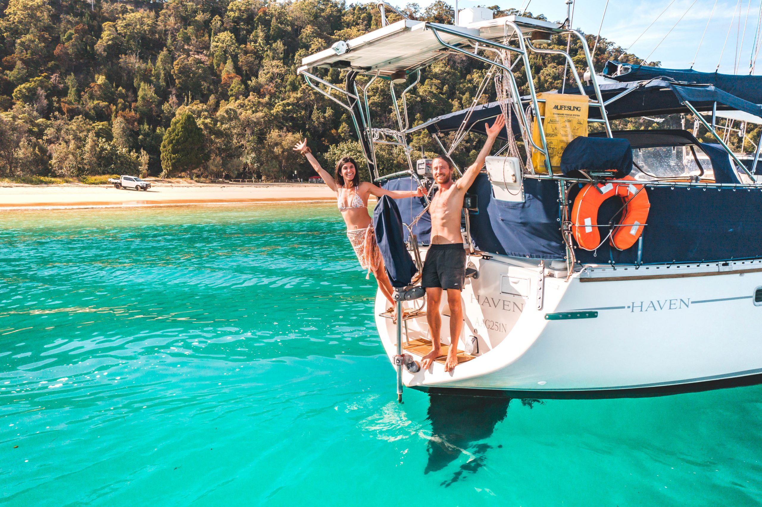A sustainable life at sea